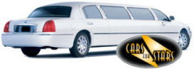 Limo Hire Preston - Cars for Stars (Preston) offering white, silver, black and vanilla white limos for hire